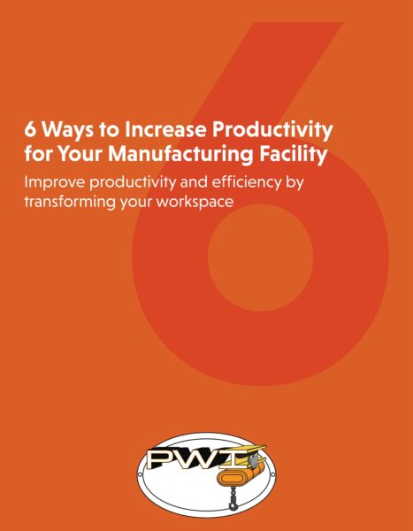 6 Ways to Increase Productivity for Your Manufacturing Facility [PDF]