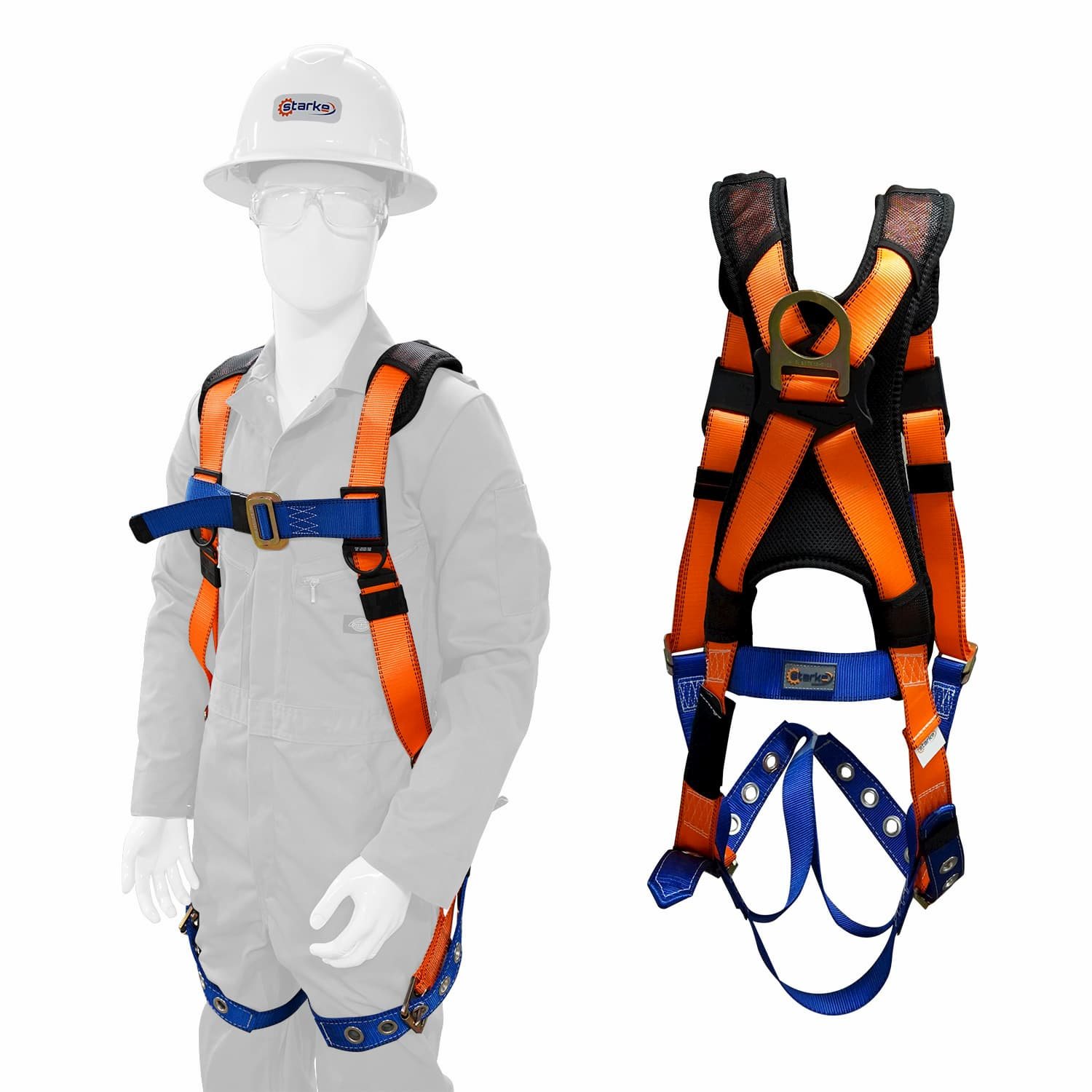 Starke Deluxe Safety Harness