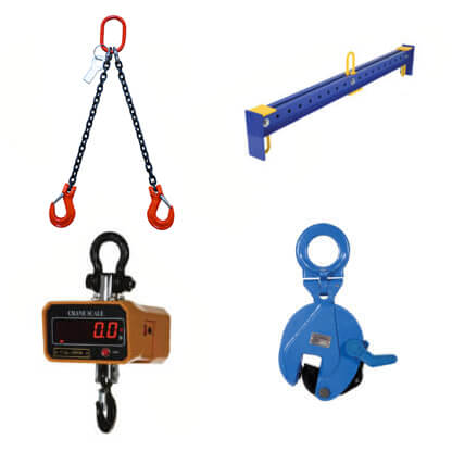 Below-the-Hook Devices
